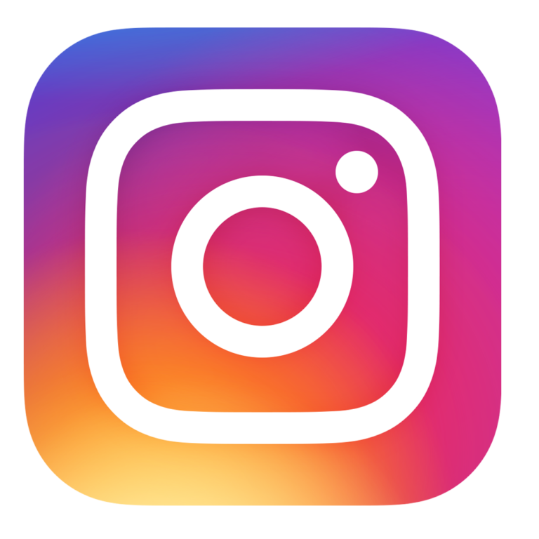 instagram Logo PNG Transparent Background download 768x768